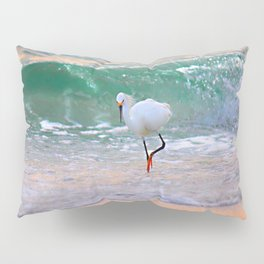 The Sun has set On The shoreline Pillow Sham