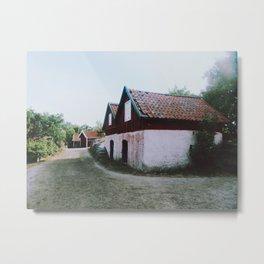 Landsort III Metal Print