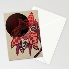 Upon reflection, what have I done Stationery Cards