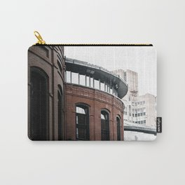 BROWN CONCRETE BUILDING IN THE MORNING-7 Carry-All Pouch
