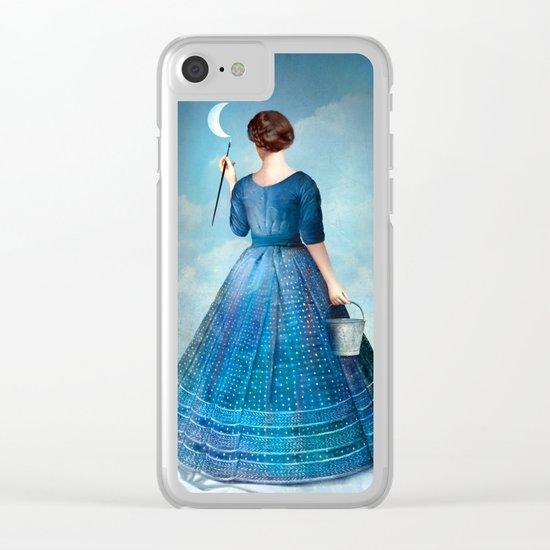 Nachtmalerei Clear iPhone Case