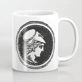 Athena Minerva Coffee Mug