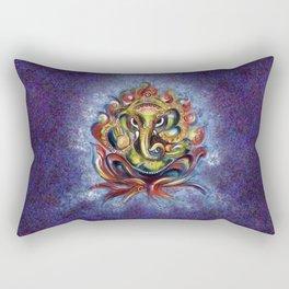 AUM Ganesha Rectangular Pillow