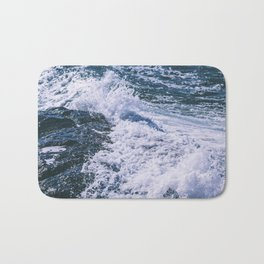 Wavy Rock Bath Mat