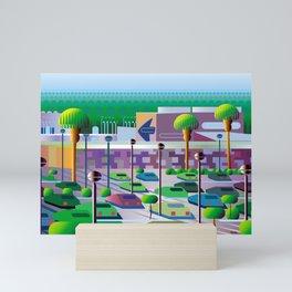 Silicon Vallee Mini Art Print