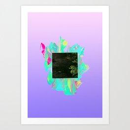 Covert Art Print