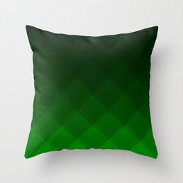 Avacado Tile Pattern Throw Pillow