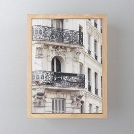 Montmartre Boho - Paris France Travel Photography Framed Mini Art Print