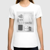 alex vause T-shirts featuring If I Were Alex Vause (2) by Zharaoh