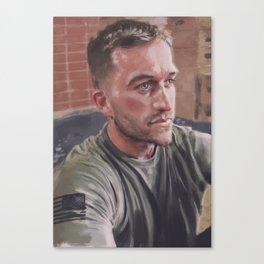 JJ Canvas Print