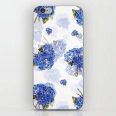 Cape Cod Hydrangea Nosegays iPhone & iPod Skin