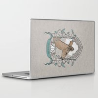 snape Laptop & iPad Skins featuring Severus by Zeke Tucker