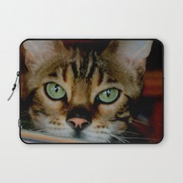Just A Bit Nose-y Laptop Sleeve
