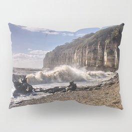 Storm Tide Cliffs End Pillow Sham