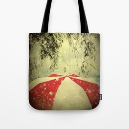It Can't Rain All The Time Tote Bag