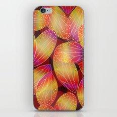 Fire Fairy Wings iPhone & iPod Skin