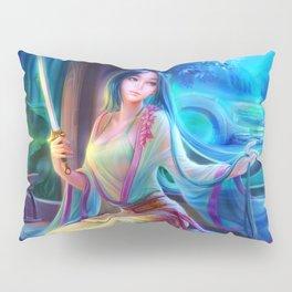 Sleepless Nights-Mulan Pillow Sham