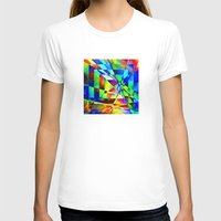 illusion T-shirts featuring Illusion. by Assiyam