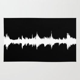 No Way - Music Wave Rug