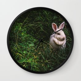 Without a Trace #society6 #popular #prints Wall Clock