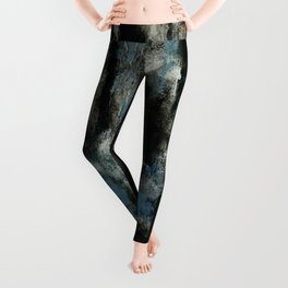 Black Rain Leggings