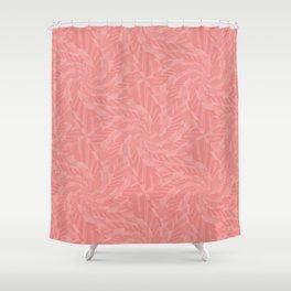 Feelin' the Peach.... Shower Curtain