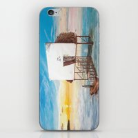 occult iPhone & iPod Skins featuring The  occult by Lázaro Hurtado Art