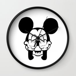 Micky Mouse Wall Clock