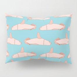 Resting Eared Seal Pattern Pillow Sham