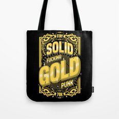 Stay Solid Gold Tote Bag