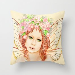 Sweet Solace Throw Pillow