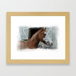 Arthur Framed Art Print