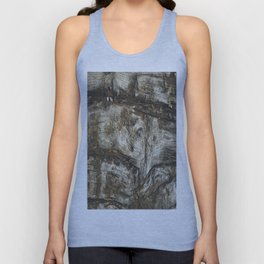 Tree Bark Unisex Tank Top