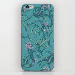 Mamba! in pastel tones iPhone Skin