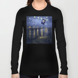 Doctor Who 011 Long Sleeve T-shirt