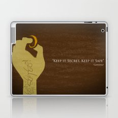 Keep it Secret Laptop & iPad Skin