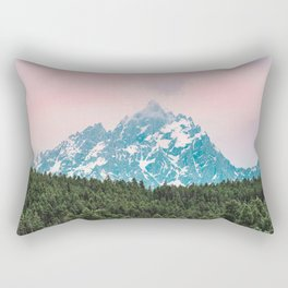 Mountain Magick - Grand Teton National Park Rectangular Pillow