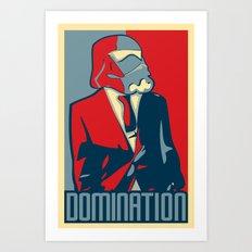 Obama Storm Trooper -Star Wars Art Print