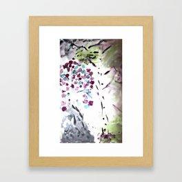 Fairy Forest 2 Framed Art Print