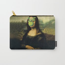 GIOCONDA MAGRITTE Carry-All Pouch