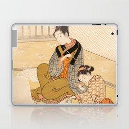 Evening Snow Laptop & iPad Skin