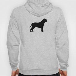 Mastiff Silhouette Hoody
