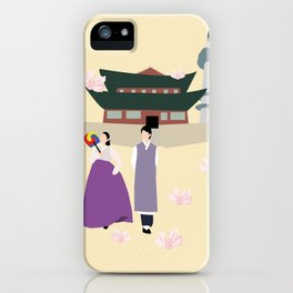 From Korea with Love  iPhone Case