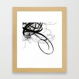 Fabulosity Framed Art Print