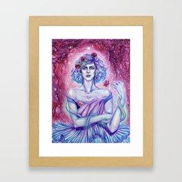 Ophiuchus Framed Art Print