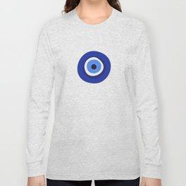 evil eye symbol Long Sleeve T-shirt