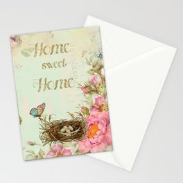 Home Sweet home #4 Stationery Cards
