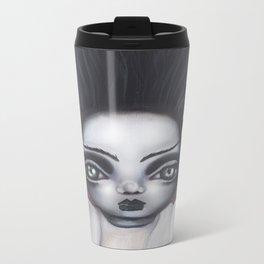 Here comes the Bride Metal Travel Mug