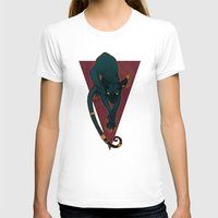 royal T-shirts featuring Royal by Lenka Simeckova