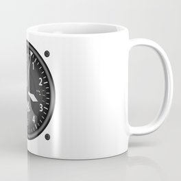 Altimeter Flight Instruments Coffee Mug